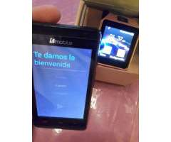 Mobile ax675 y Smart watch