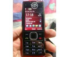 Nokia con accesorios
