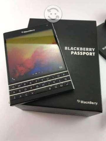 Blackberry passport.libre.con garantia