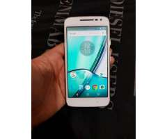 Moto G 4 Play Dorado 16 Gb Como Nuevo