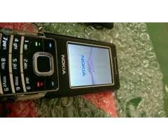 Nokia. 6500 clasic 1gb. libre