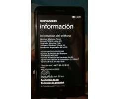 Nokia lumia 625 movistar, Región Metropolitana