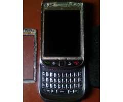 Placa Y Teclado Blackberry 9800