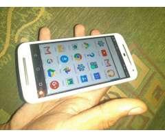 Motorola Moto G2 Original Blanco