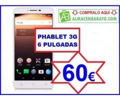 SMARTPHONE ANDROID 6 PULGADAS CON INTERN
