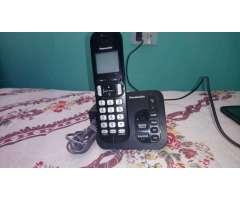 Telefono Inañambrico Panasonic 10/10