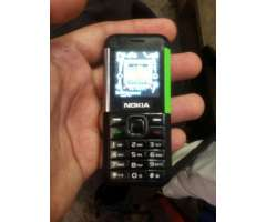 Vendo Tlf Mini Nokia Doble Chip
