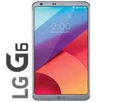 SE VENDE CELULAR LG G6 H870 32gb 4gb RAMLTE 4G NUEVO EN SU CAJA CON SU CARGADOR