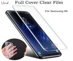 Mica/lamina Protectora Nano Film Full Samsung S8, Región Metropolitana