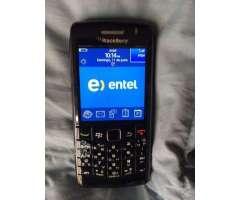 Celular nuevo blackberry, V Valparaíso