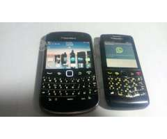 Dos Blackberry, Región Metropolitana