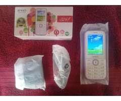 telefono ipro i324f doble sim memoria extraible original nuevos de caja hago entrega personal