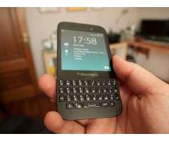 vendo blackberry q5 liberado 4g