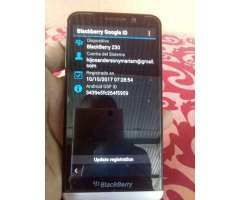 Vendo Blackberry Z30 Sta1005 Lte