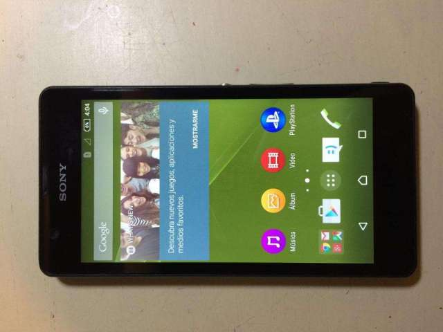 Vendo celular SONY Xperia ZR