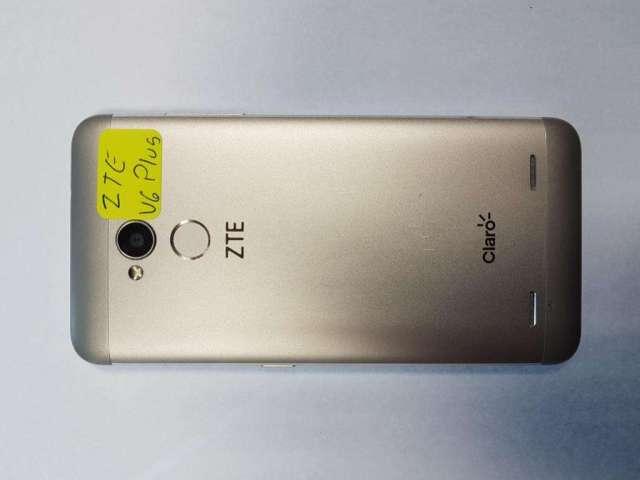 celular ZTE V6 Plus 9.5/10 mas mica de vidrio
