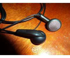 Audífonos Sony Xperia Mh-410c