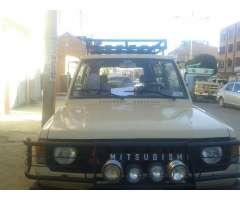 Venta de Bagoneta Mitsubishi 4x4