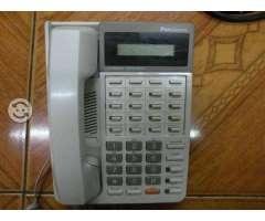 Telefonos Programadores Panasonic Kx-T 7030