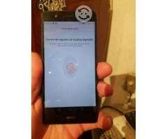 Huawei p9 lite seminuevo libre huella