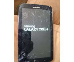 Tablet Samsung tab 3 (detalle), IV Coquimbo