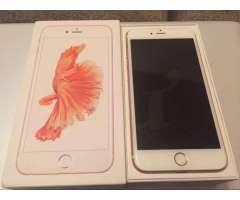 Vendo iPhone 6S Rose Gold