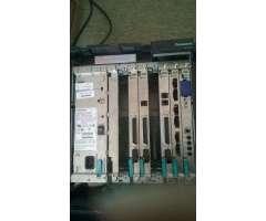Central telefónica Panasonic KXTDA 100BX