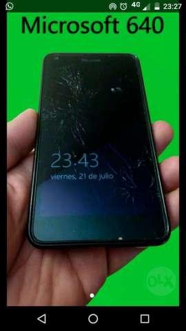 Vendo O Permuto Microsoft Lumia 640 Lte