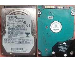 Vendo disco duro de 320gb, en perfecto estado, marca Toshiba