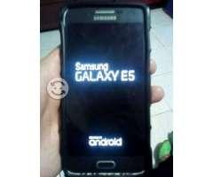 Samsung galaxy E5 telcel