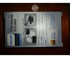 Audífonos Premium Philips She9730