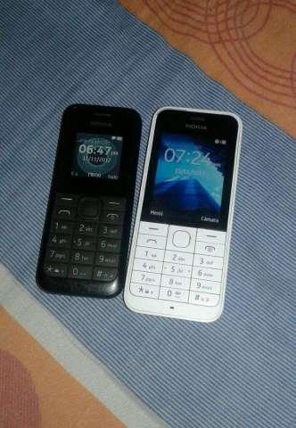 Vendo Estos Dos Celulares Nokia