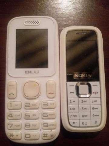 Celulares Blu Y Nokia