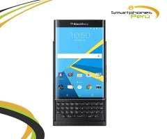 Blackberry Priv 32gb 3Gb Ram 4G Lte Android Nuevo ENVIOS A TODO EL PERU