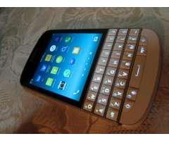 Blackberry Q10 Con play store Whatsapp Liberado H