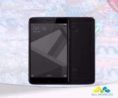 Xiaomi Redmi 4x  Nuevos, sellados, Libres y con Garantía  2 Tiendas Fisicas