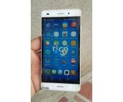 Huawei P8 Lite Mica Vencida