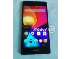 Huawei P7 libre todo le sirve