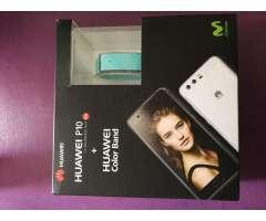 Vendo Huawei P10 Nuevo color Band