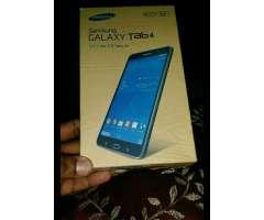 Vendo Samsung Tab 4 en 100,00 Ya