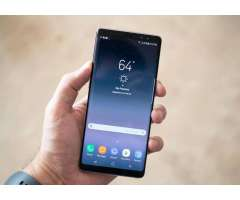 Samsung Note 8 original, en 860 negociable