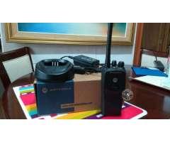 Radio Motorola ep450, IX Araucanía