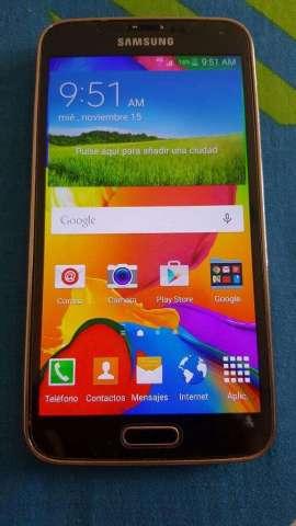 Samsung S5 Grande Huella