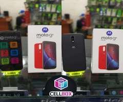 Motorola Moto G4 Plus Nuevo