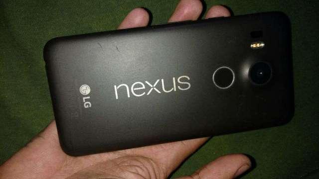 Lg Nexus 5x 4g Huella Original 32gb