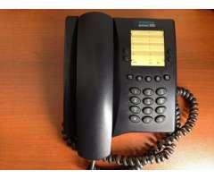 Telefonos Alámbrico Siemens para Cabinas Oficinas Casas