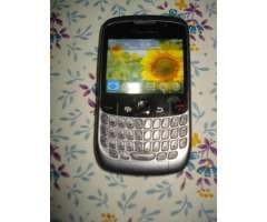 Celular Blackberry 8520 Gris Liberado Poco Uso