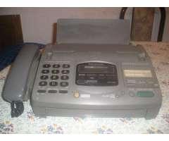 Fax Panasonic Kx F780 En Buen Estado De Uso Y Funcionamiento
