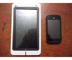 Zte Open Y Tablet Gtc Respuestos