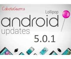 Actualización Oficial Lg Optimus G Pro, G2, G3, G4 A Android 6 Marsmallow Sólo en Cali